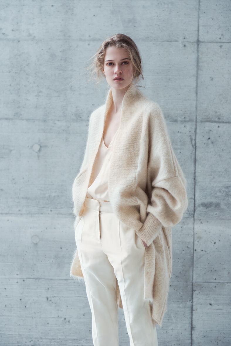 Ella Mohair Coat
