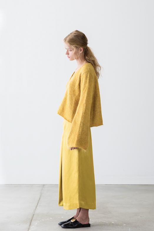 Leia Mohair Sweater