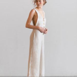 coltraneSS17-Artemis-Organic-Linen-Jumpsuit-Side
