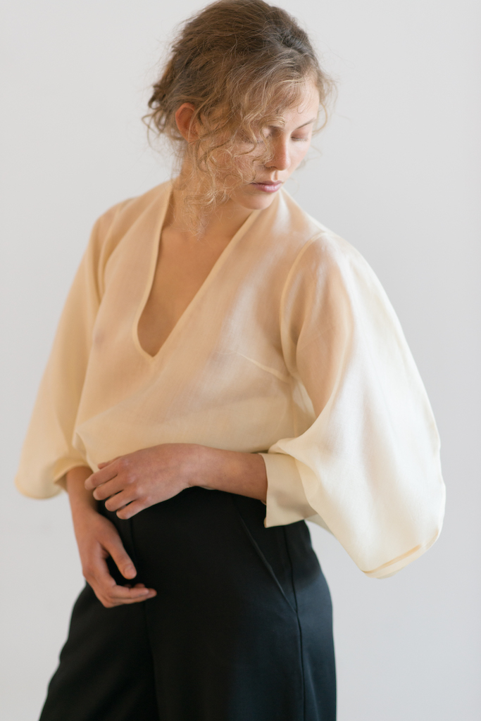 coltraneSS17-Dalia-Organic-Silk-Blouse-Detail-1